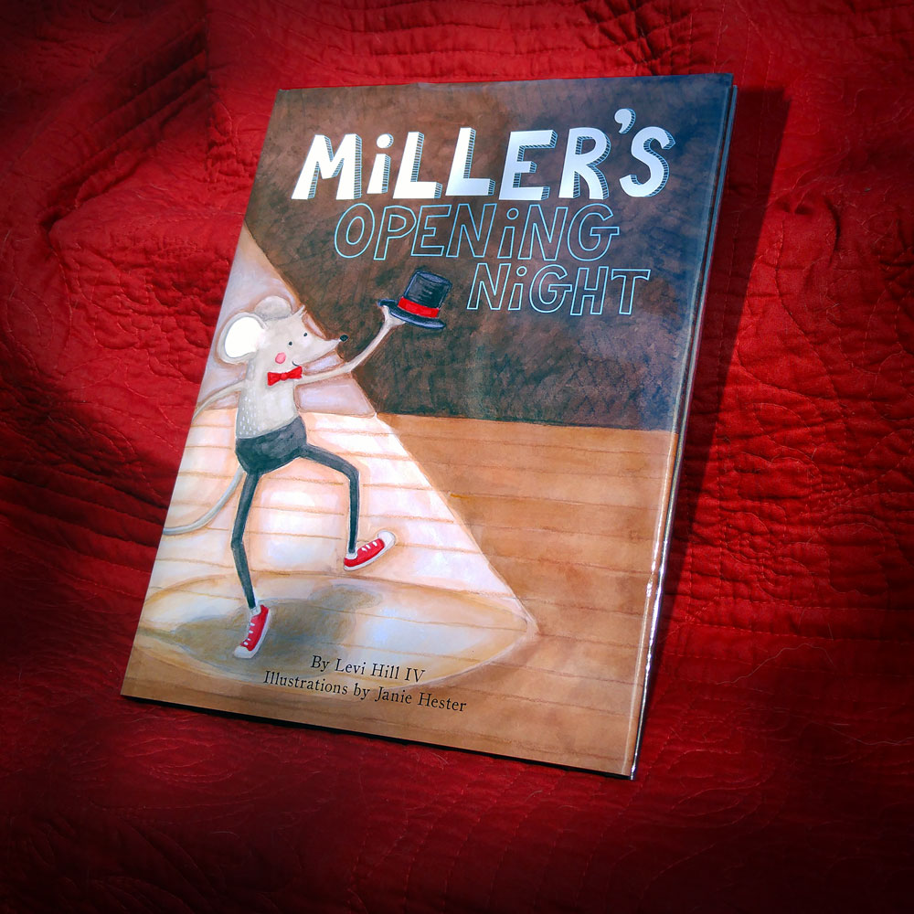 Miller's Opening Night Front Cover
